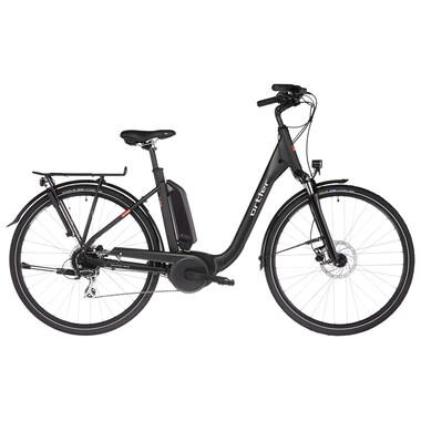 Vélo de Ville Électrique ORTLER BERGEN 400 WAVE Noir 2021